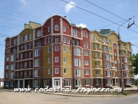 Подготовка технического плана многоквартирного дома